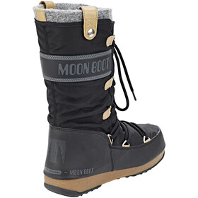 Moon Boot W.E. Monaco Felt WP - Botas Mujer - negro